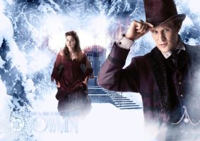 Doctor Who, The Snowmen by Slytan