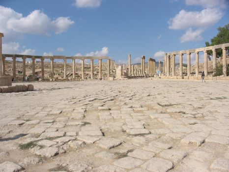 Jerash by mayah-stock