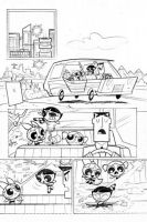 Road Trip, page 1 by Ccook1956