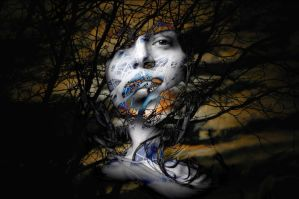 she in a tree by Incongruent