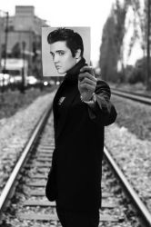 If I were Elvis Presley by akrialex