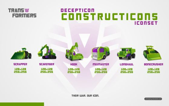 constructicons iconset by jamespeng