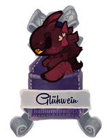 December 14 - Gluehwein (JR teaser Chibi) by Thalliumfire