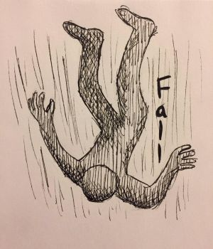 Inktober Day 24: Fall by Panolli