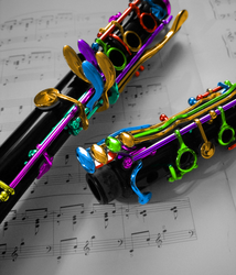 Colors of music I by Sepirgo