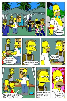 Simpsons Comic Page 17 by silentmike86