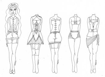Apple~ (Outfit Designs) by Lovepiko