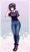 full body commission by sasucchi95