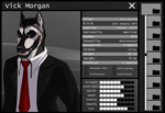 Vick Morgan Information by CXCR
