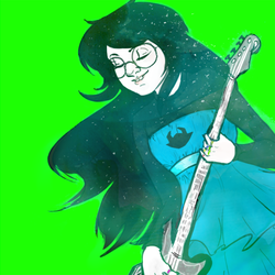 Jade: Play for me the Symphony of Space! by jcho
