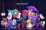 027 undertale by pirateyoukai
