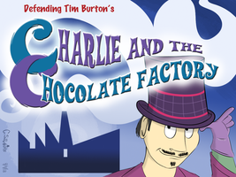 Mr Coat - Tim Burton's Charlie + the Choc Factory by QwertyChris