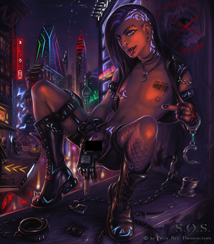 I reject your system (male version, 18+) by Van-Syl-Production