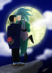 No need for Roses and Moonlight by Alvah-and-Friends