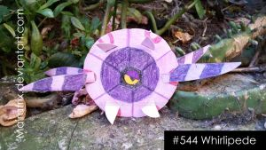 #544 Whirlipede