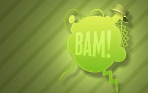 BAM-EXCLAMATION MARK Wallpaper by warman333