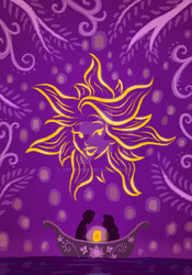 Tangled Alternate Poster by Toyboy566