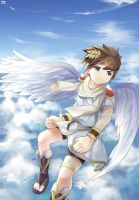 Kid Icarus by iAlcor