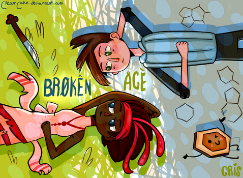 Broken Age by creamcake13