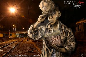 'The Essence of the Streets' by tuan-hollaback