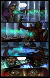 Page15 from Legacy of Kain Blood Omen comics #10 by Dark-thief