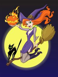 Witch Nose Art by Timbone