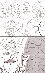 Lux YES by SongJiKyo