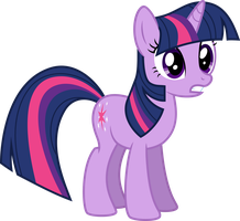 Twilight Sparkle Eeh by Jeatz-Axl