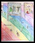 Jasmine Lee - 4th grade by DH-Students-Gallery
