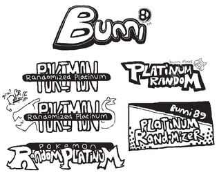 LP Logo Ideas by Bunni89