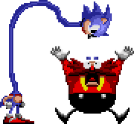 Sonic's Neck by geno2925