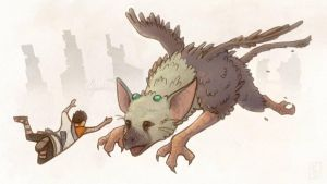 The Last Guardian by KLCheav