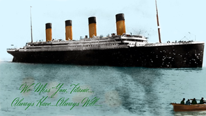 Farewell Forever by RMS-OLYMPIC