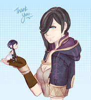 Thank You For Two Years by Sama-Llama