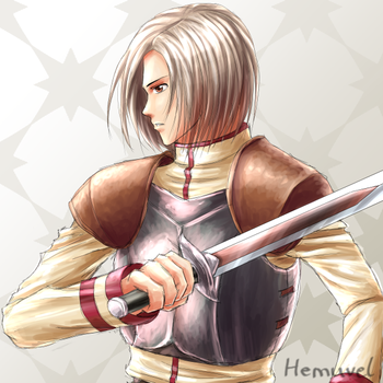 Helmut (Suikoden IV) by Hemuvel