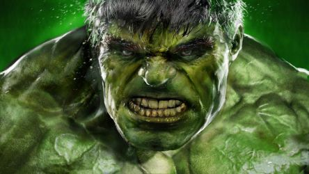 The Incredible Hulk by uncannyknack