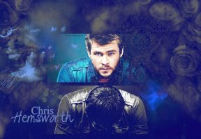 Chris Hemsworth by RockIntensse