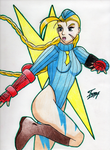 Killer Bee Cammy by Mayleth