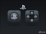 Psx4all Icons for iPhone 4 by JDL16