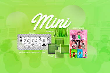 +Mini Pack|Minit 2,700w by Pohminit
