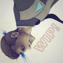 Connor WIP by AikaXx