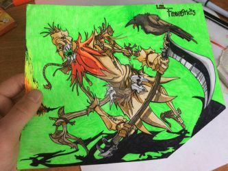 Fiddlesticks by TheRoolf