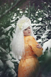 In the snow 4 by Estelle-Photographie