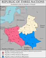 Spring of Nations: The Republic of Three Nations by ThePrussianRussian