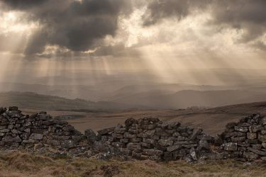 Dry Stone Wall by Alex37
