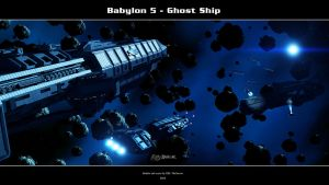Babylon 5 - Ghost Ship by Mallacore