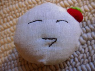 SPAIN MOCHI PLUSHIE by WarDimsHopeForPasta