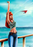Summer by Alsheeny