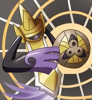 Pokeddexy Day 17 - Favorite Steel Type by Inika-Xeathis