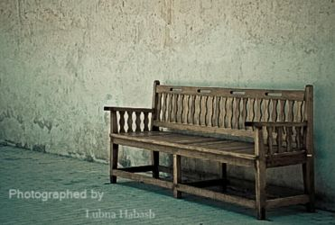Waiting by lubnahabash